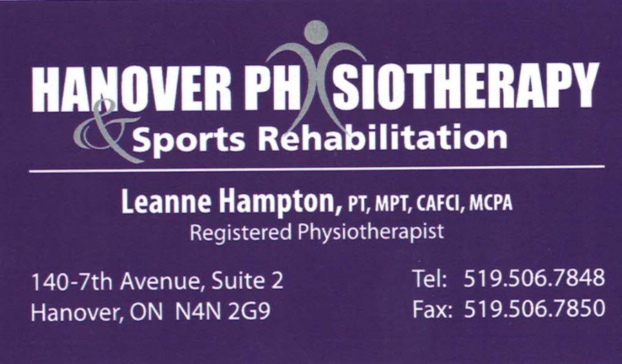 Hanover Physiotherapy and Sports Rehabilitation